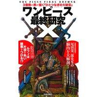ワンピース最終研究X 3億冊の男が描く『ひとつなぎの大秘宝』
