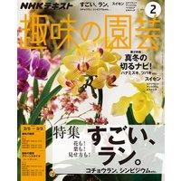 NHK 趣味の園芸 2017年2月号