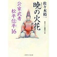 暁の火花 公家武者 松平信平16