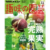 NHK 趣味の園芸 2017年11月号