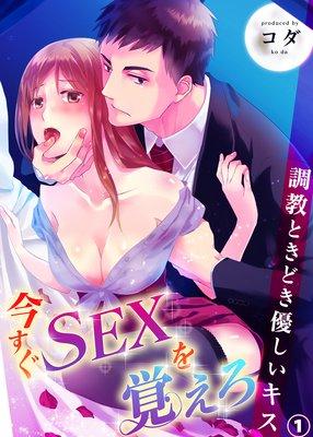今すぐSEXを覚えろ−調教ときどき優しいキス1